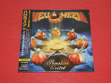 2018 HELLOWEEN Pumpkins United JAPAN EP CD PAPER SLEEVE