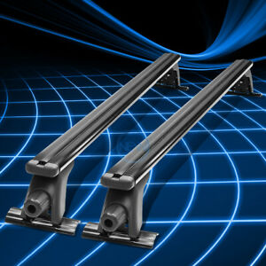 "For F150 Silverado Yukon Sienna Pilot 50"" Aluminum Roof Rack Rail Aero Cross Bar"