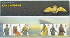 GB 2008 RAF UNIFORMS PRESENTATION PACK NO 416