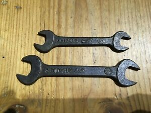 EnFo SPANNERS FITS FORDSON SUPER MAJOR E1A POWER MAJOR FORDSON DEXTA TOOL KIT