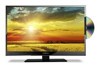 "Goodmans 22"" LED TV with built in DVD Player (12v-240v)"