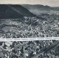 Geislingen an der Steige - Luftbild - um 1955         H 9-4