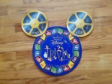 Wonderful World of Disney Trivia Game 41178 Game Board Only