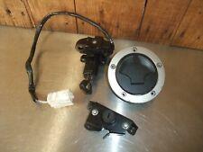 Kawasaki ER6f EDF 650 2012 13 14 15 LockSet 1 Key Fits All Locks VGC #160
