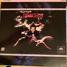 "Dracula / Letterboxed - 12"" Laserdisc Buy 6 for free shipping"