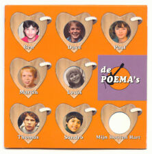 De Poema's ‎– Mijn Houten Hart / CD Single / S.M.A.R.T., Netherlands