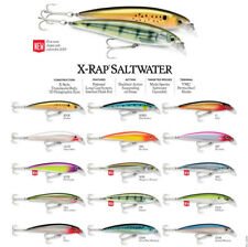 Rapala Saltwater X-Rap // SXR12 // 12cm 22g Fishing Lures (Choice of Colors)