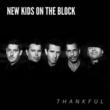 NEW KIDS ON THE BLOCK Thankful CD BRAND NEW 5 Track EP