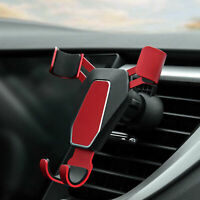 360° Gravity Car Phone Holder Air Vent Mount Stand for iPhone X