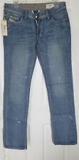BNWT Diesel Liv Women's Jeans, DENIM, STRAIGHT Size: 29-34 RETAIL$250