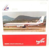 Boeing 707-320 Air Berlin USA (Reg. N763AB) 1:200 Herpa