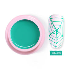 UR SUGAR 5ml Gel Nails Nail Polish Elastic Drawing Soak Off UV Nail Gel Varnish