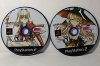 Growlanser: Generations (Sony PlayStation 2, PS2, 2004) Discs Only