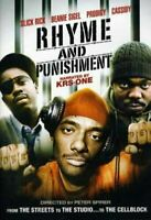 RHYME AND PUNISHMENT, SLICK RICK, BEANIE SIGEL, PRIODIDY, CASSIDY DVD