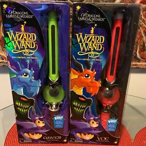 Of Dragons, Fairies, and Wizards Clawtor Wand Clawtor and Vog 2 for 1