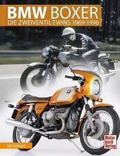 BMW Boxer  Die Zweiventil-Twins 1969-1996 R90S Ian Falloon Autor unterschrieben