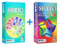 MAGILANO - SKYJO und SKYJO ACTION im Bundle (Spieleset)