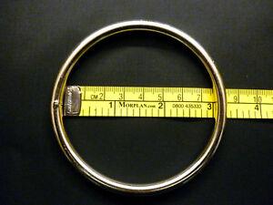 Metal Ring, Welded, 3inch/75mm Internal Diameter