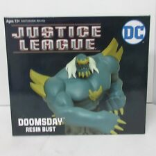 Diamond Select DC Justice League Doomsday Resin Bust Limited Edition NEW