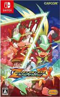 Mega Man Zero/Zx Legacy Collection Nintendo Switch Rock man w/Tracking#