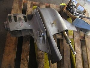 Volvo Penta Duo Prop DP-MS 1.78 Ratio Complete Outdrive Sterndrive 3868912