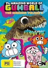 The Amazing World of Gumball - The Amazing Volume 3 DVD MAD - BRAND NEW SEALED!!