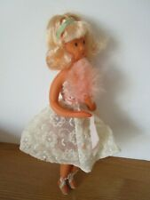 """Vintage 50's 60's French foam body doll """"Ball"""" by R. Peynet boxed Used V Good"""