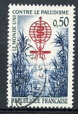 STAMP / TIMBRE FRANCE OBLITERE N° 1338 ERADICATION DU PALUDISME