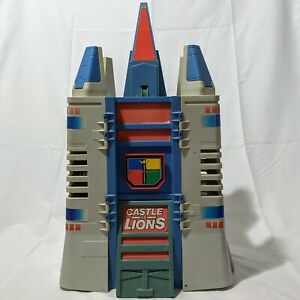 Voltron Castle of Lions Play Set 1984