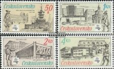 Czechoslovakia 2952A-2955A (complete.issue.) unmounted mint / never hinged 1988