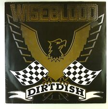 "12"" LP - Wiseblood - Dirtdish - A4370 - washed & cleaned"