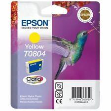 Original Epson T0804 gelb Kolibri P50 PX650 PX700W PX710W PX720WD PX730WD o.V.