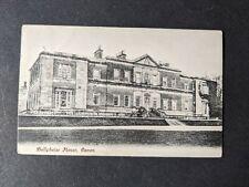 1906 Ballyhaise House Co Cavan Ireland to Dublin RPPC Cover