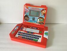 Superwhy Super Duper Computer Touch & Learn Laptop Toy Super Why - Works Great!