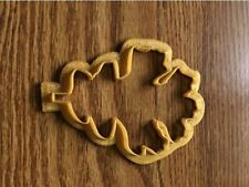 Oak Leaf Cookie Pastry Biscuit Cutter Icing Fondant Baking Kitchen Nature Autumn