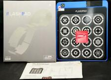 NEW Flashpad Infinite Electronic Light Up Touchscreen Game in Blue T33477