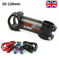 MTB/Road Bike Stem 50-120mm Carbon/Aluminum 31.8mm Handlebar Stem Bicycle Parts