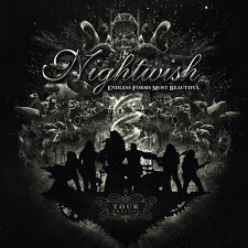 Endless Forms Most 0727361358501 by Nightwish CD With DVD