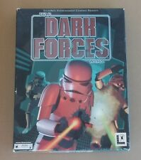 Vintage Collectible Video Game Star Wars Dark Forces CD-ROM 1994