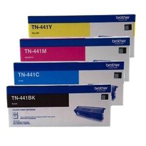 Genuine Brother TN441 Toner Cartridge Value Pack L8260 L8360 L8690 L8900