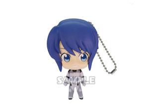 Re Creators Anime Swing Mascot PVC Keychain SD Figure Charm ~ Rui Kanoya @71219