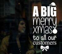 """Sale Shop Window Sticker 2 x Large Vinyl Sign Decal 21"""" x 5"""" 52cm x 13.5cm"""