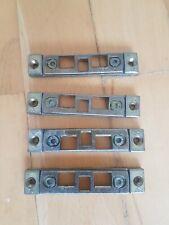 Roto Schließblech 4 Stück  für Kantenriegel R605 A77/ 6482321700