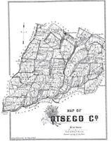 Otsego County, NY New York History Culture Genealogy 22 Books - D287