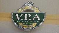 Vale Brewing Co Vale Pale Cask Ale Beer Pump Clip 42
