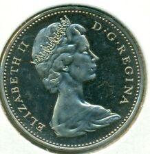 1969 CANADA FIVE CENTS, CHOICE PROOFLIKE BRILLIANT UNCIRCULATED, GREAT PRICE!