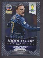 Panini Prizm World Cup 2014 - Stars # 15 Franck Ribery - France