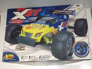 XTM XST 4WD NITRO TRUGGY