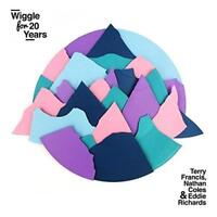 Terry Francis, Nathan Coles And Eddie Richards - Wiggle For 20 Years (NEW CD)