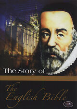 The Story of the English Bible DVD - Brand New! A Family Christian Film